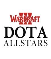 Женская футболка  Warcraft dota