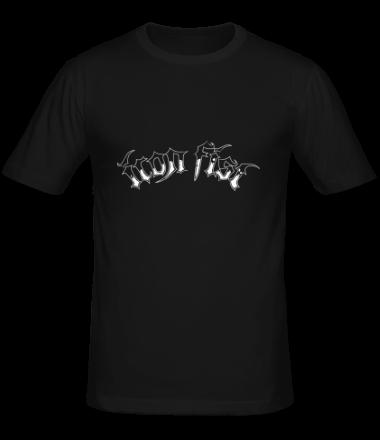 Мужская футболка  Iron Fist