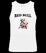 Мужская майка Red Bull