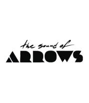 Женская футболка  The Sound Of Arrows