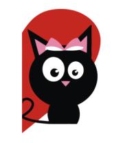 Женская футболка с длинным рукавом Любимая Кошечка