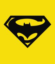 Бейсболка Super Batman