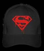Бейсболка Кровавый супермен