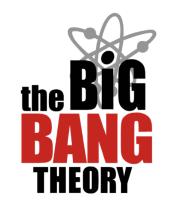 Детская футболка  the Big Bang Theory
