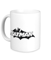 Кружка Batman true