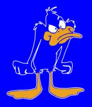 Бейсболка Daffy Duck