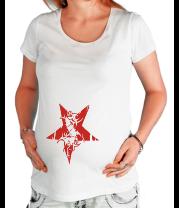 Футболка для беременных Sepultura