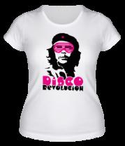 Женская футболка  Disco Revolucion