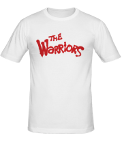 Мужская футболка  The Warriors