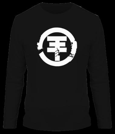 Мужская футболка с длинным рукавом Tokio Hotel