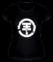 Женская футболка  Tokio Hotel