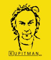 Женская футболка  Купитман