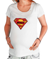 Футболка для беременных Super Мент