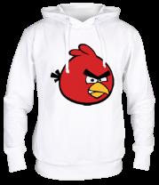 Толстовка Красная птица Angry bird