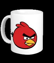 Кружка Красная птица Angry bird