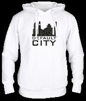 Толстовка Default city