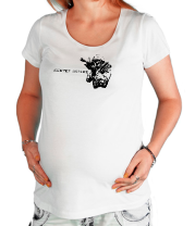 Футболка для беременных Counter strike