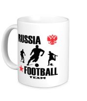 Кружка Russia football team