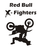 Кружка Red Bull X-Fighters