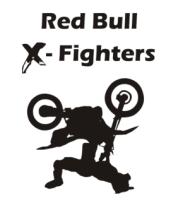 Женская футболка с длинным рукавом Red Bull X-Fighters