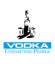 Мужская майка Vodka Connecting People