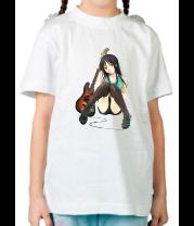 Детская футболка  Аниме