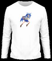 Мужская футболка с длинным рукавом Аниме