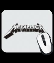 Коврик для мыши Metallica