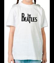 Детская футболка  The Beatles