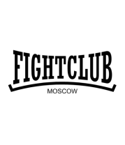 Мужская футболка  Fightclub. Moscow