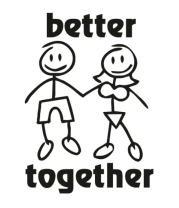 Кружка Better together