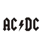 Мужская майка AC DC