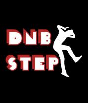 Женская футболка с длинным рукавом DNB step