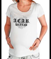 Футболка для беременных ACAB