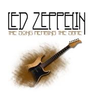 Футболка поло мужская Led Zeppelin
