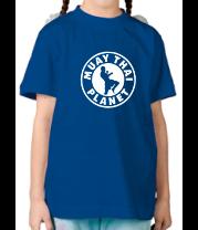 Детская футболка  Muay Thai