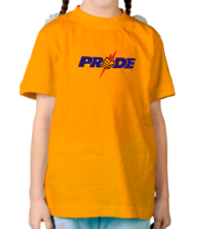 Детская футболка  Pride
