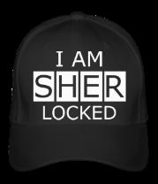 Бейсболка I am Sherlock