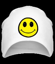 Шапка Смайл - улыбка