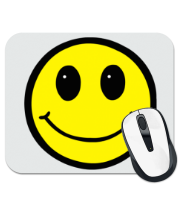 Коврик для мыши Смайл - улыбка