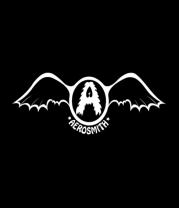 Женская майка борцовка Aerosmith