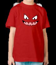 Детская футболка  Smile Hell