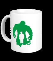 Кружка Incredible Hulk