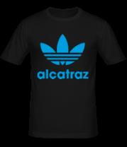 Мужская футболка  Alcatraz