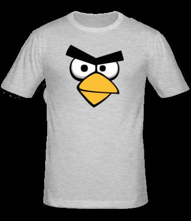 Мужская футболка  Angry Birds Red Face