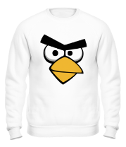 Толстовка без капюшона Angry Birds Red Face