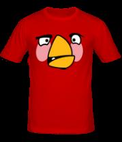Мужская футболка  Angry Birds Matilda Face