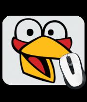 Коврик для мыши Angry Birds Jake Face