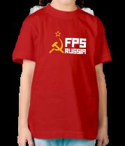 Детская футболка  FPS Russia