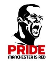 Мужская майка Pride Rooney